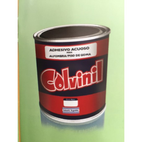 Colvinil adhesivo acuoso para alfombra piso de goma deyaniz - Alfombra de goma para piso ...